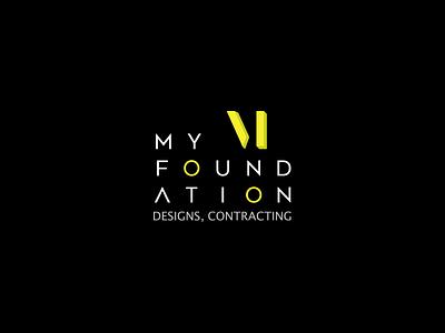 My Foundation - Rebranding foundation my