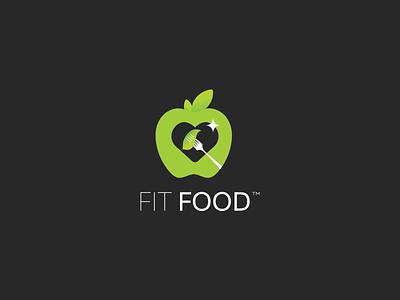 Fit FOOD healthy branding food fit