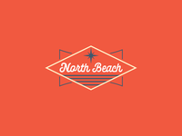 North Beach Branding