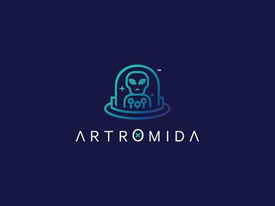 Artromida Rebranding digital advertising agency design artromida