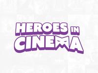 Heroes In Cinema Logo