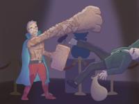 Super Dad / The Artist