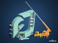 LendingTree Rebrand 3D Illustration #1