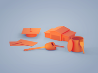 3D Icon Test