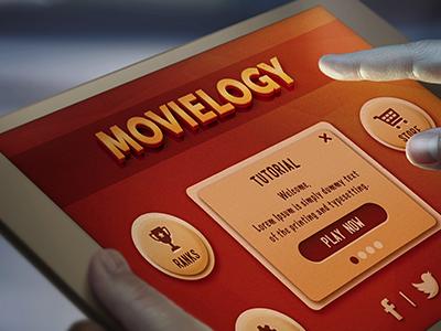 Movielogy App