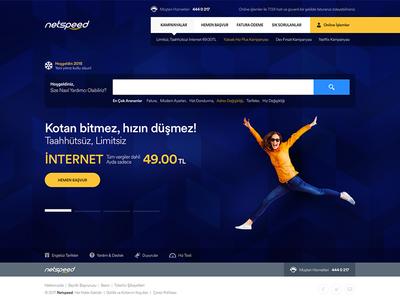 Netspeed Internet Telecommunication