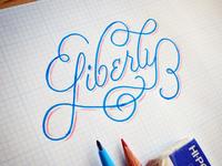 Liberty Sketch