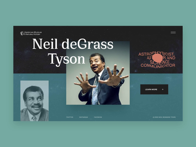 Neil deGrass Tyson // Transition
