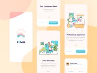 Pawsh // Mobile App