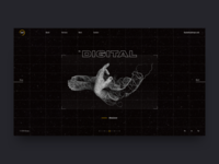 The Drope agency // Main screen