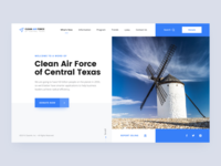 Clean Air Force // Main Page