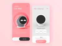 Design MEI App // Concept