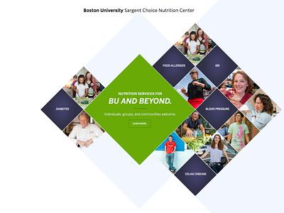 Sargent Choice Nutrition Center boston university health nutrition
