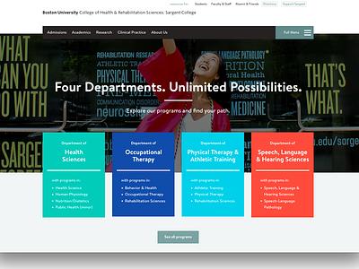 Sargent College boston university health science