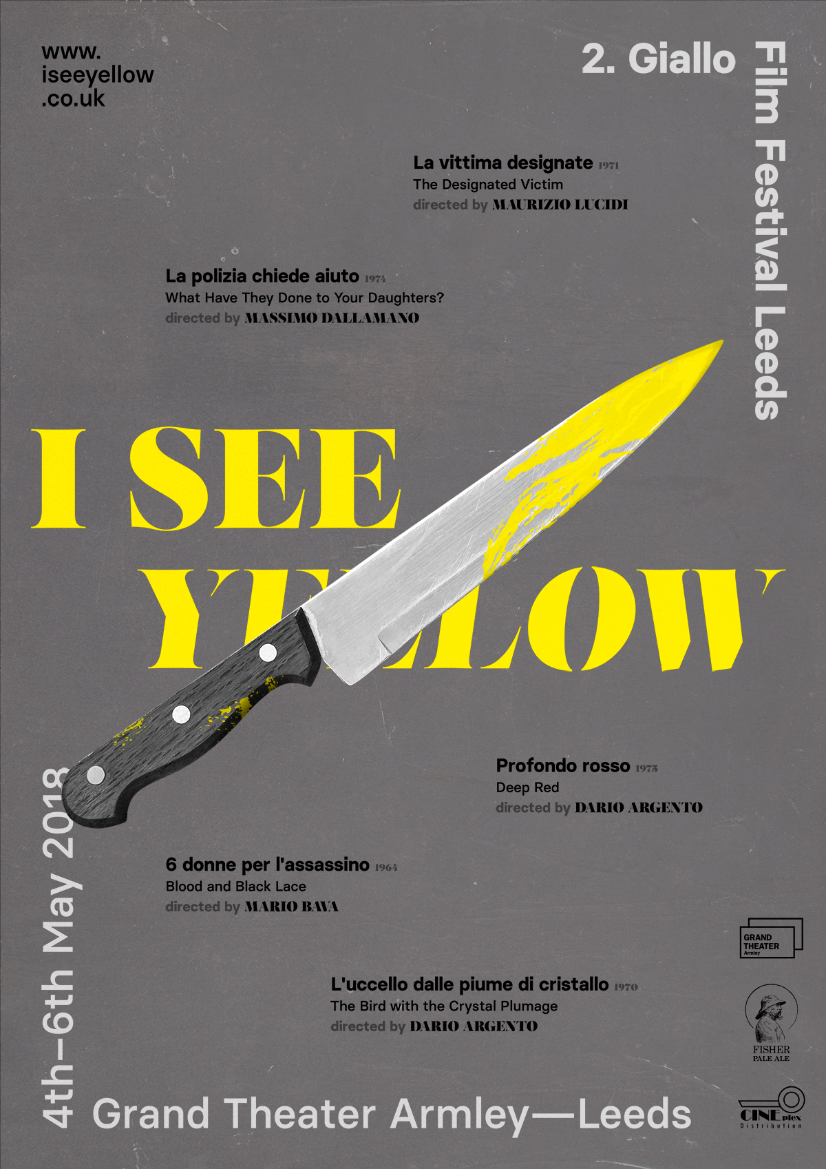 Film festival i see yellow poster 02