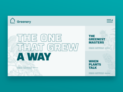 Greenery Plant Series