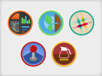 Internal Project Badges