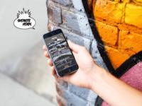 Sneaker App Design Promo