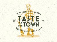 Taste that town