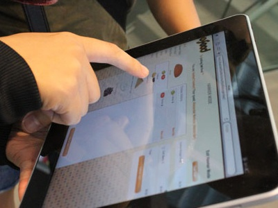 Fast Casual Foodchain Online Ordering Application