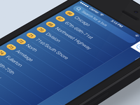 All Aboard iOS 7
