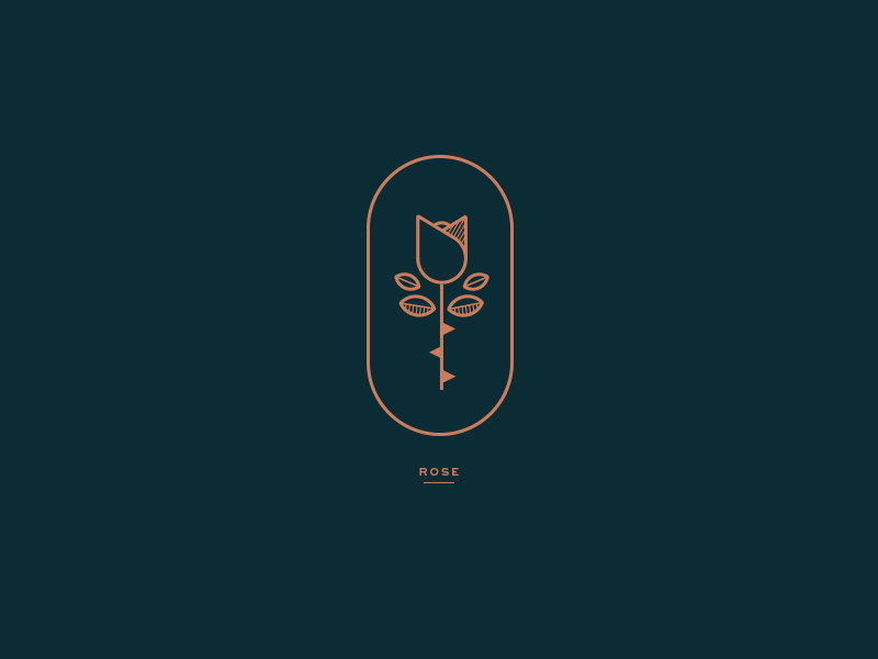 16 Rose by Audrey Elise on Dribbble