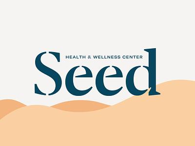 Seed branding design branding logotype wordmark minimal modern simple logo