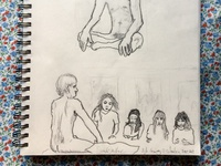 Life Drawing at Columbia Artists Society