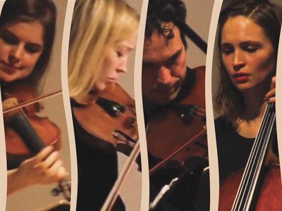 Mivos Quartet movement expression instruments string violin cello music