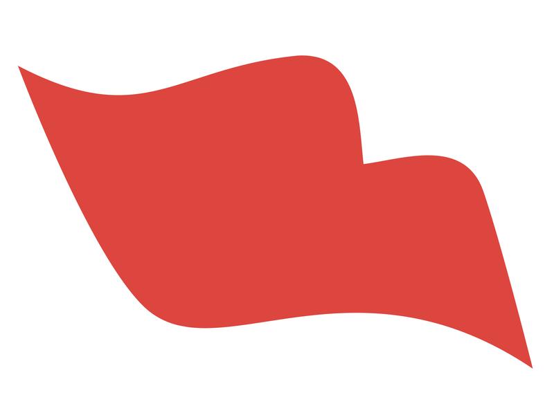 Imgtlk illustration design expression art discussion visual paper lips red logotype logo imgtlk