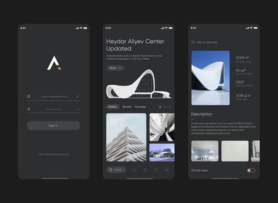 Modern Architecture App