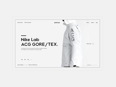 Nike / ACG