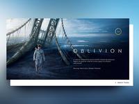 Movie Card - Oblivion
