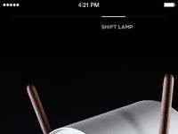 Shift lamp