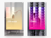 Pure Design Event App