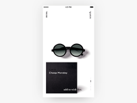 Pure Design Glasses App - 2