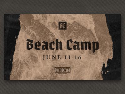 Beach Camp 2018