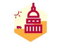 ATX Capitol Icon
