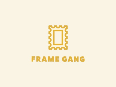 Frame Gang mark