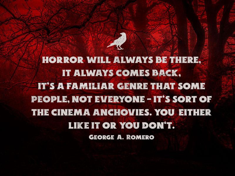 Horror by Ricky Rinaldi on Dribbble