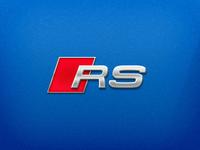 Audi RS Badge