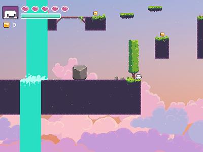 Boomer pixelart gamedesign