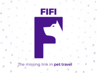 Fifi logo - The missing link in pet travel