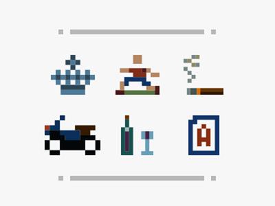 Miny-Tiny Icons Pixel