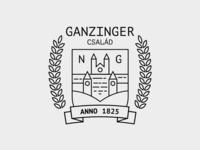 Ganzinger family crest