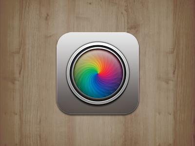 Color Grabber 2000 icon ios camera color