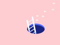 Calm illustration