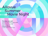 Movienight Invitation