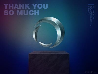 Thank you Ideamake commemoration
