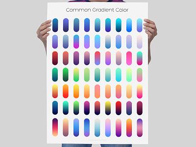 Some Common Gradient Color color